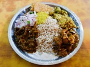 Jaffna vegitarian food