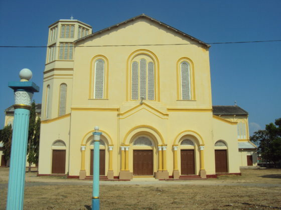 St.Mary's Cathedral Jaffna
