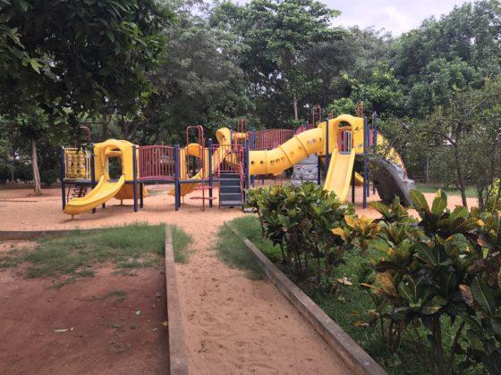 Subramaniam Park Jaffna