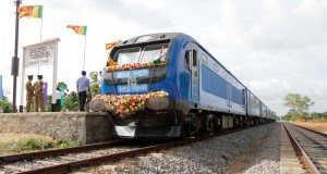 Jaffna Trains