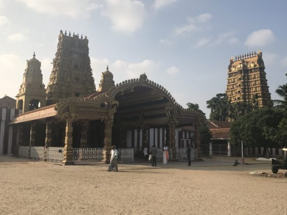 Nallur Temple