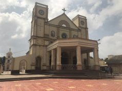 St Antony's church Passaiyoor